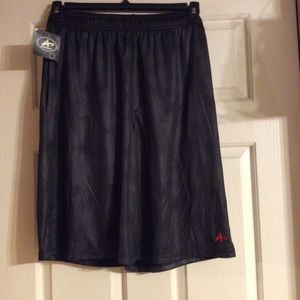 Men's small athletic shorts